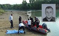 Irmakta kaybolan gencin cesedine 12 saat sonra ulaşıldı
