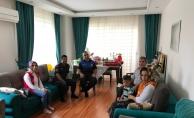 Alanya'da şehit aileleri unutulmadı