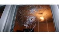 Alanya'da öfkeli sevgili eve kurşun yağdırdı!