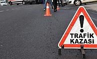 Alanya'da kaza! Otomobil 9 yaşındaki kıza çarptı