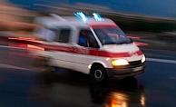 Alanya'da otomobilin çarptığı genç yaralandı!