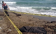 Alanya'da kıyaya vuran cesedin kimliği belli oldu!