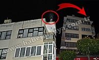 Alanya'da motosikleti çalıntı çıkan genç 5'inci kattan…