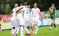 Alanyaspor Brescia'yı yendi