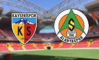 Alanyaspor - Kayserispor maçının hakemi belli oldu