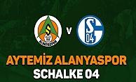 Alanyaspor'un rakibi Schalke 04