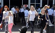 Antalya'ya gelen turist sayısı 8.5 milyona yaklaştı
