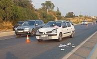 Aracın çarptığı kadın öldü