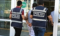 Hırsızlar Alanya Cezaevini boyladı
