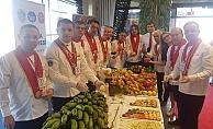 Mutfak Mirası Alanya, Ankara'da avokado ile şov yaptı