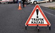 Alanya'da otomobille motosiklet çarpıştı: 1 yaralı!