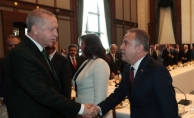 Başkan Böcek, Cumhurbaşkanı Erdoğan'ın davetine katıldı