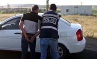 Çeşitli suçlardan aranan 4 kişi tutuklandı