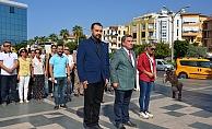 CHP Alanya'dan 96'ncı yıl coşkusu