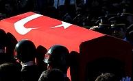 Şehit ateşi Antalya'ya düştü!