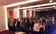 Alanya Ak Gençlik 29 Ekim'i kutladı
