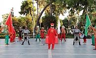 Alanya Belediyesi Mehter Takımı'ndan Mehmetçik'e destek