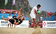 Alanya'da Dünya Kulüplerarası Plaj Futbolu'nda şampiyon belirlendi