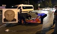 Alanya'da feci ölüm! 87 yaşındaki adamı araçla ezip geçtiler