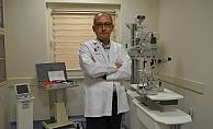 Alanya'da retina polikliniği hizmette