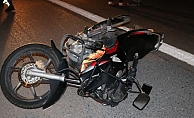 Alanya'da 2 motosiklet çarpıştı: 3 yaralı