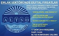 ALTSO'dan bir dijital sektör semineri daha