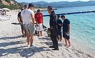 Antalya'da asker dalış eğitiminde şehit oldu