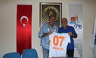 Başkan Çavuşoğlu'ndan, ALTİD'e ziyaret