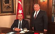 Başkan Şahin, Thomas Cook krizi için Ankara'da