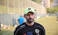 Erol Bulut: Beşiktaş maçına konsantre olduk!