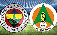 Fenerbahçe'den, Alanyaspor maçı açıklaması