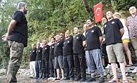 Komandolar Alanya'da buluştu