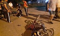 Mahmutlar'da feci kaza: 1 ağır yaralı