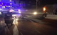 Motosiklet kazasında yaralanan genç kız hayatını kaybetti