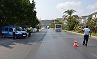 Ulaşım Zabıtası Alanya'da denetimlerini sürdürüyor