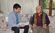 Yaşlıların hayatını kolaylaştıran hizmet