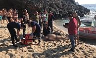 Alanya'da denizde ceset bulundu!