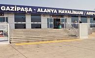 Alanya-GZP Havalimanı 1 milyon barajını aştı