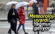 Alanya için sağanak yağmur uyarısı!