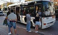Alanya'da öğrenciler için otobüs fiyatı değişti!