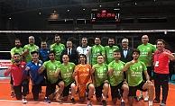 Alanyalı öğretmenler voleybolda Türkiye Şampiyonu oldu