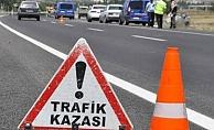 Alanya'nın Gökbel yaylasında kaza: 2 yaralı