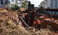 ASAT'tan Alanya'ya yeni kanalizasyon hattı