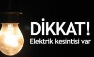 Dikkat! Alanya'da bu mahallelerde elektrikler kesik!