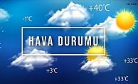 İşte tüm yurtta hava durumu!