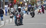 Maliyetler arttı, sürücüler motosiklete yöneldi