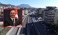 Meclisten Bakan Çavuşoğlu'na vefa!