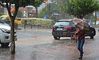 Meteoroloji'den Alanya'ya hafta sonu uyarısı!