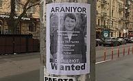 'Tosuncuk' için Kiev'de aranıyor ilanı! Ödül 350 bin dolar