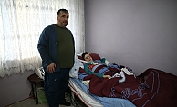 14 yaşındaki kas hastası Gökdeniz'in acı hikayesi